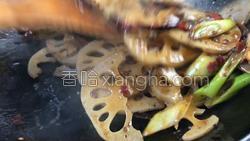 麻辣香锅藕片的做法图解12