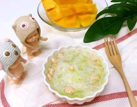早餐莴笋三文鱼面条[图]