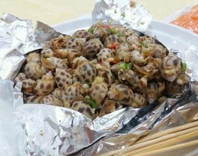 海鮮大餐[图]