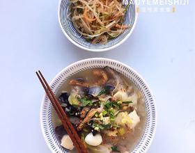 青岛脂渣白菜汤[图]
