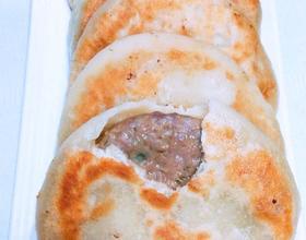 猪肉馅饼 很有食欲吧[图]