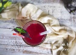 紫苏冰糖水