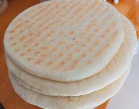 發面餅[圖]
