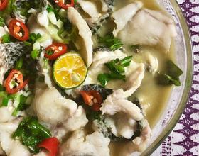 今天酸菜魚……[圖]