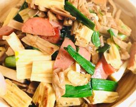 柴火鍋炒菜就是香[圖]