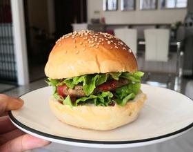 牛肉汉堡[图]