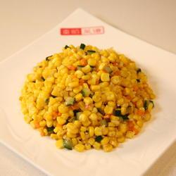 三色玉米的做法[圖]