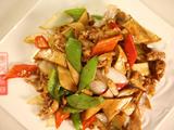 杏鲍菇炒肉片的做法[图]