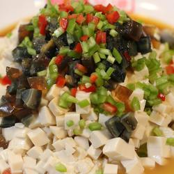 皮蛋豆腐的做法[圖]
