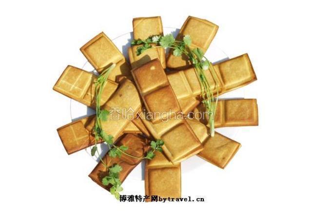 大埔豆腐干