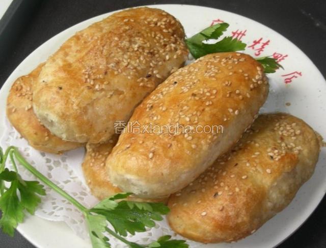 江淮酒家鸭油烧饼