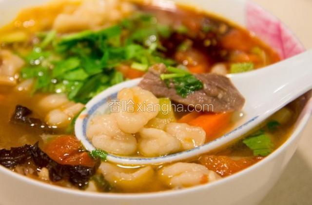 小吃麻食的做法_麻食_麻食的做法-陕西特色小吃-香哈网