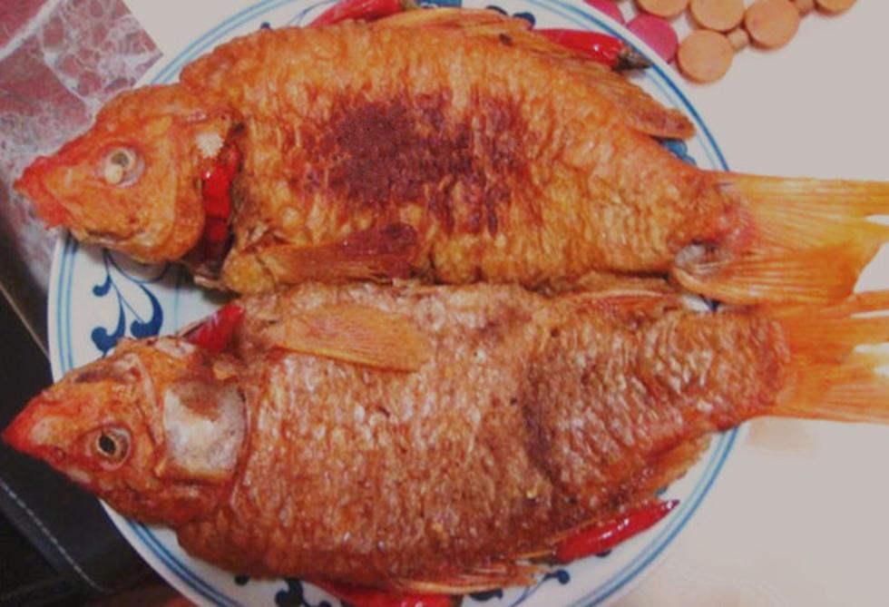 圣旨骨酥鱼