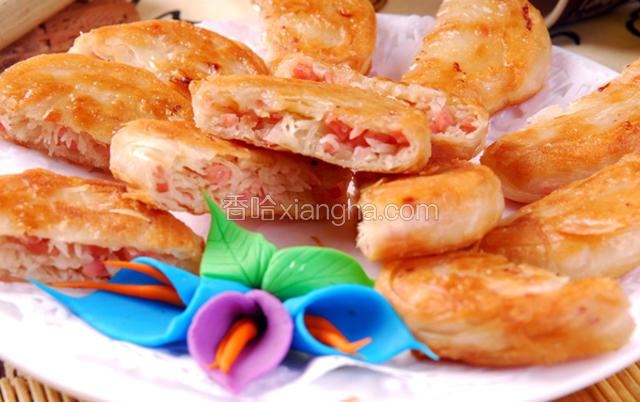济南萝卜丝饼