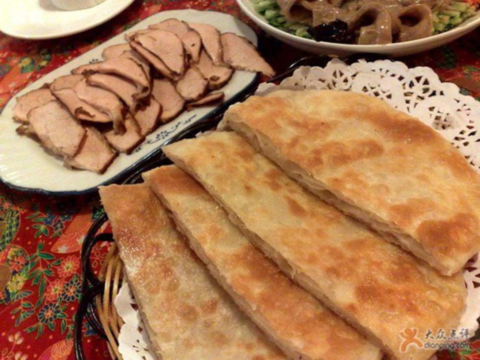 沈阳李连贵熏肉大饼