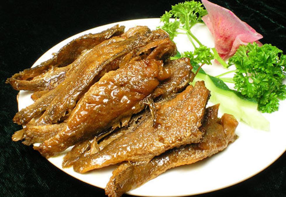 马头天福酥鱼