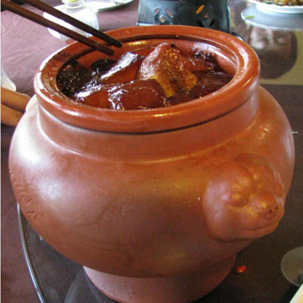阳城肉罐肉