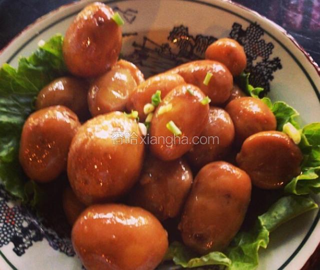 盂县卤土豆