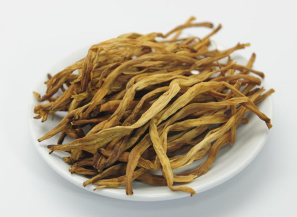 七须黄花菜