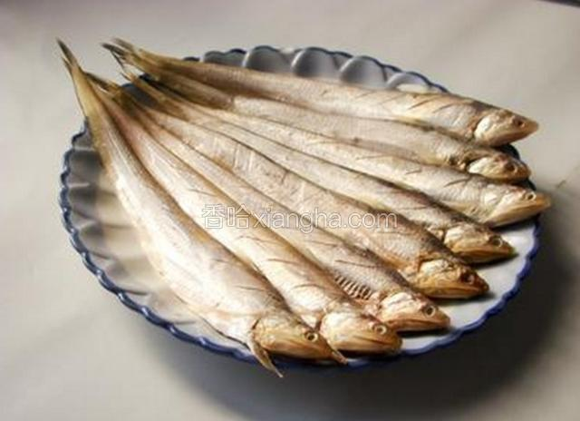 盘锦河刀鱼