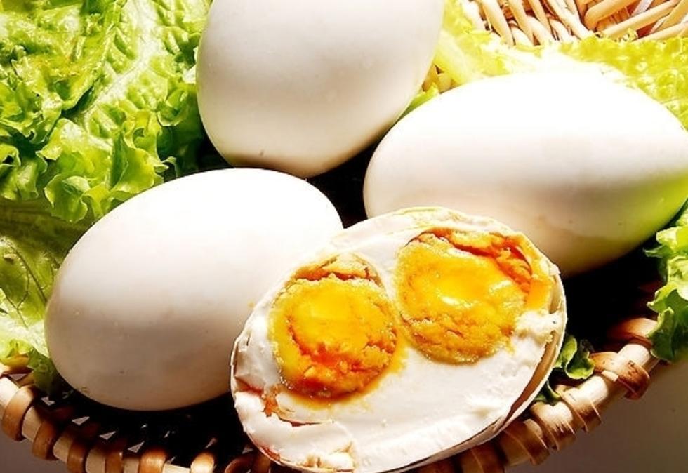 青龙河鸭蛋