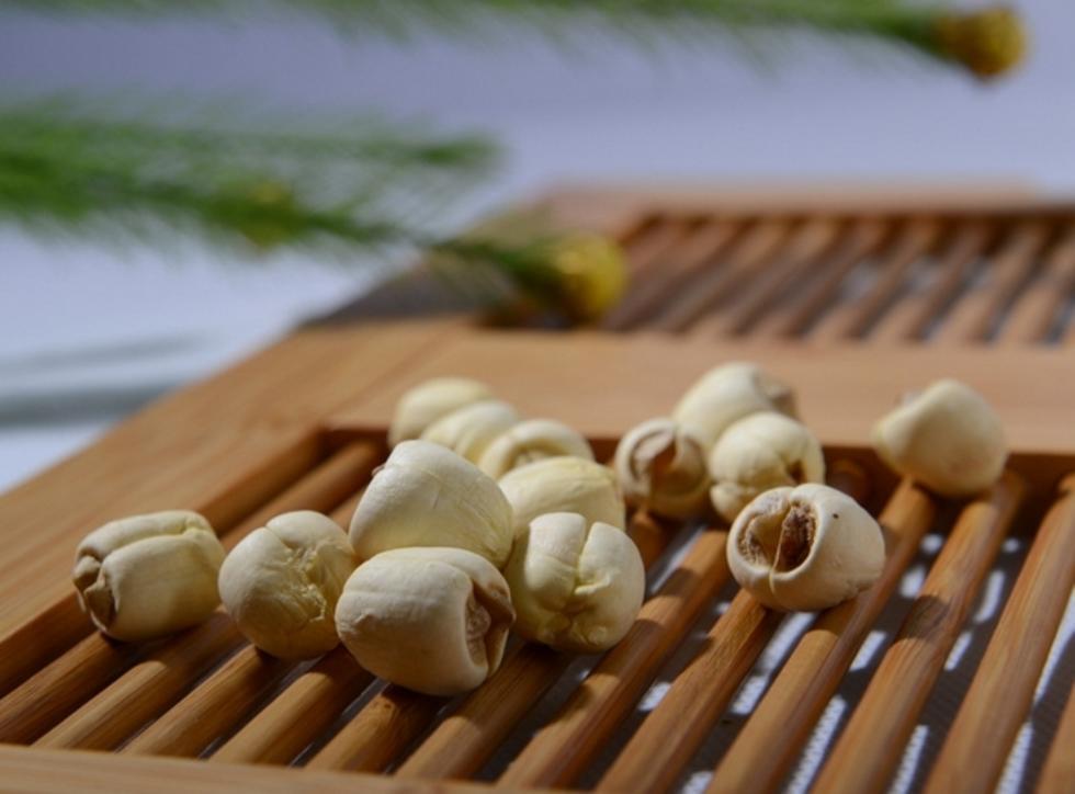 莲花莲籽米
