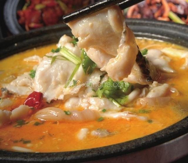 肇州酸菜鱼