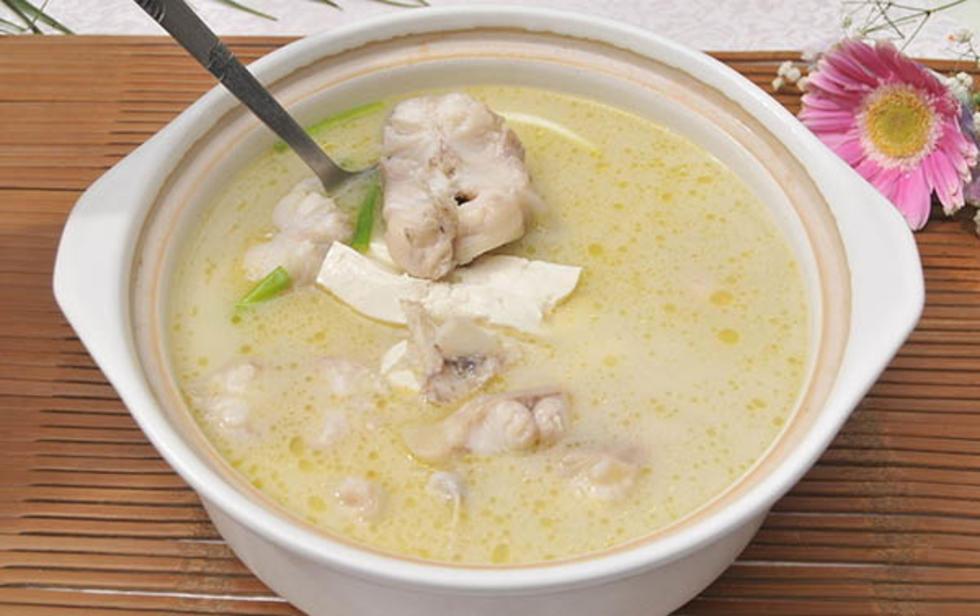 富贵杂鱼汤