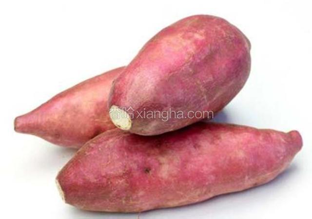 玉林大红薯