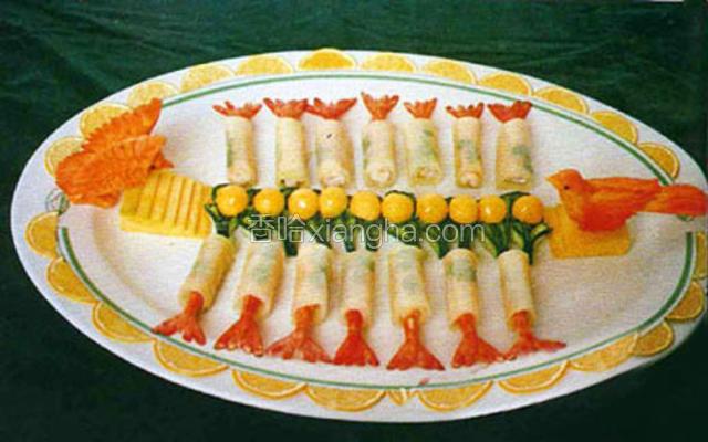 金华海鲜卷