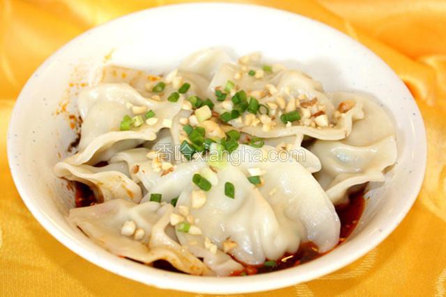 荔枝巷钟水饺