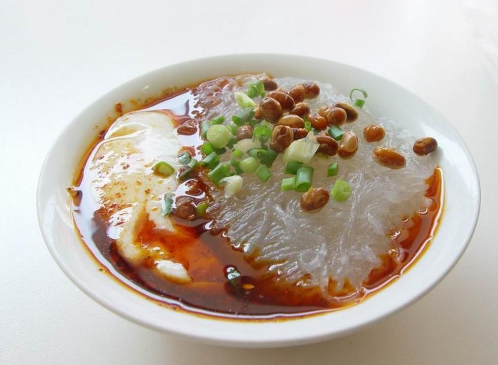 豆腐脑水粉