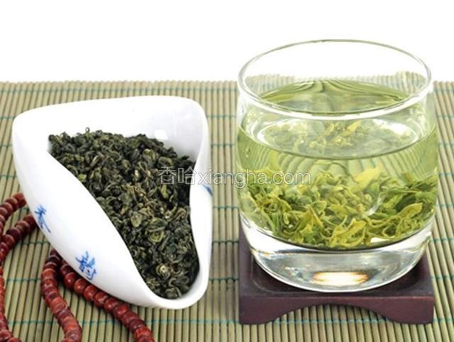 天台山云雾茶