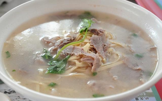 淮南羊肉汤