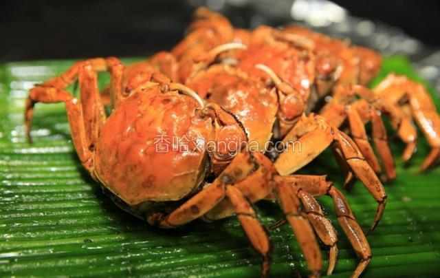 石臼湖螃蟹