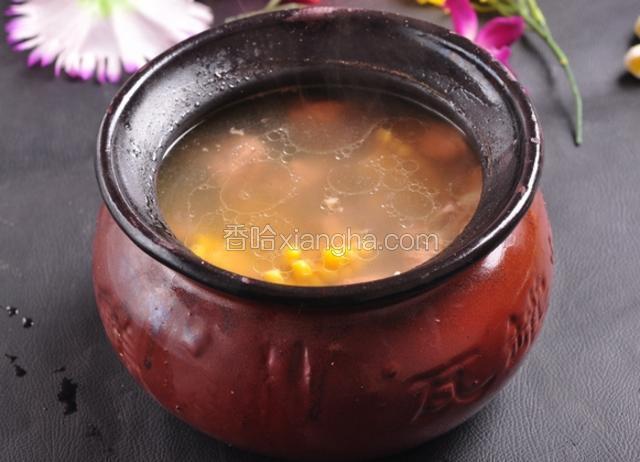 桃溪瓦罐汤