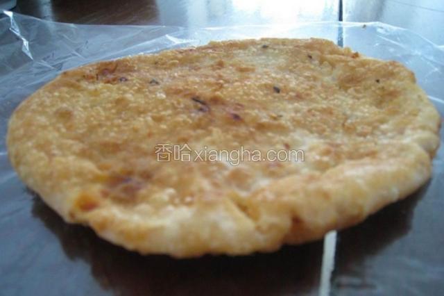 九江萝卜饼