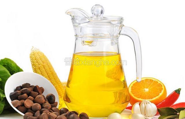 仙女湖茶油