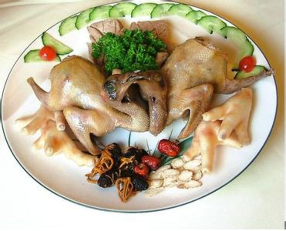 苗家八块鸡
