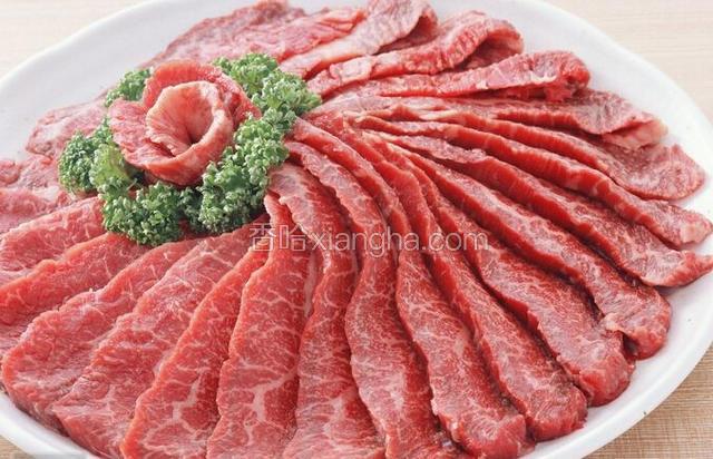 平坝县黄牛肉