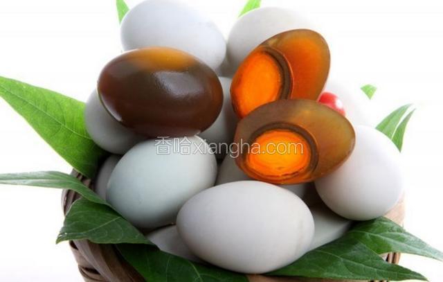 广安盐皮蛋