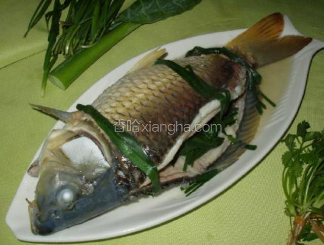 荔波鱼包韭菜