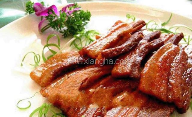 自制腌肉的做法大全_安岳咸肉_安岳咸肉的做法 - 四川特色小吃 - 香哈网