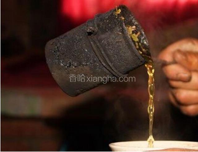会宁罐罐茶