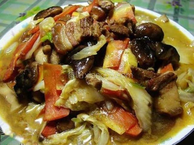 陕北大烩菜