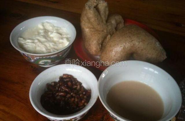 临潭藏族奶茶