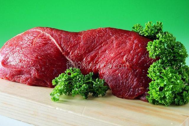 涝河桥牛肉