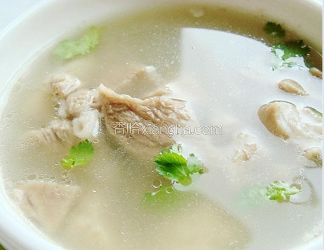 宁夏清炖羊肉