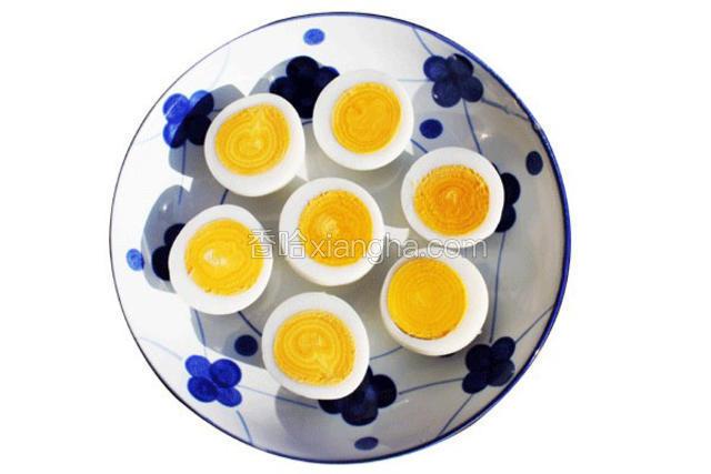 淇河缠丝鸭蛋