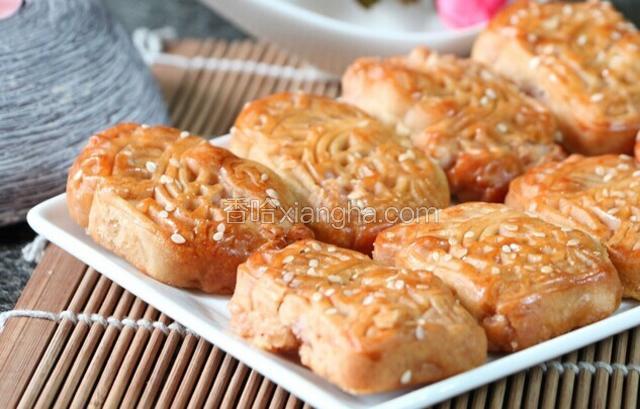 潮州腐乳饼